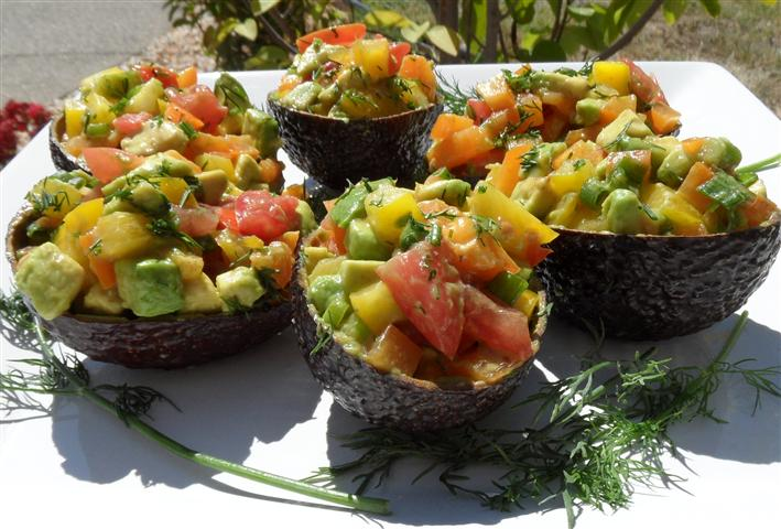 Foody raw food the raw food diet avocado likely staple your picture forumfinder Gallery