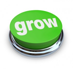 Grow Button