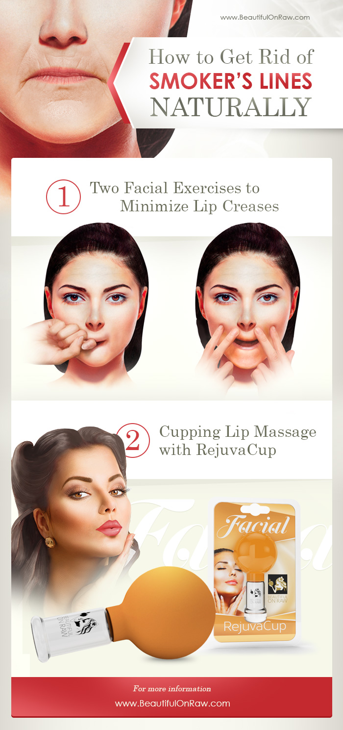 How to Get Rid of Lip Lines Naturally