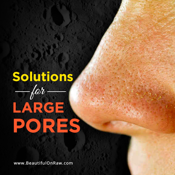 how to open pores on nose