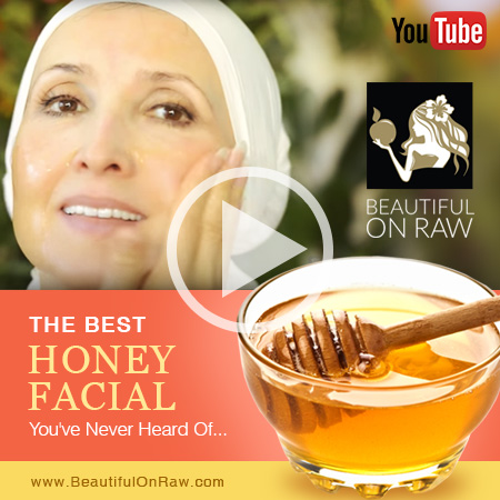 Honey Facial by Tonya Zavasta