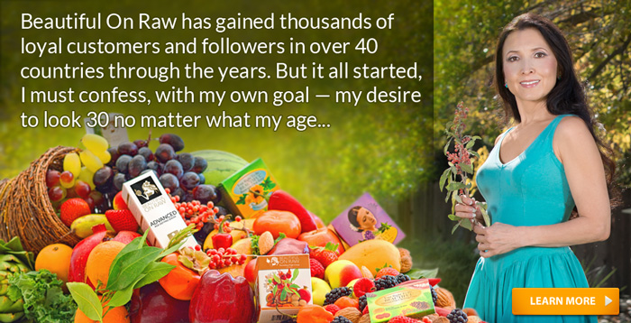 Raw Food Diet with Tonya Zavasta